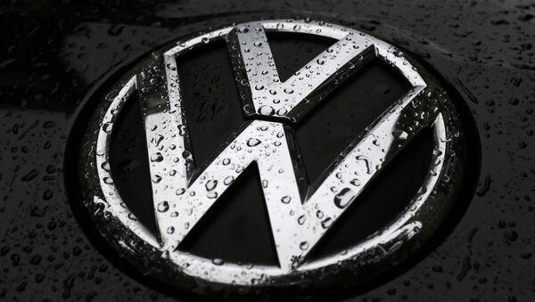Logo de Volkswagen - Sputnik France
