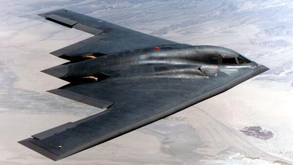 Le Northrop B-2 Spirit, avion bombardier emblématique des ailes volantes - Sputnik France