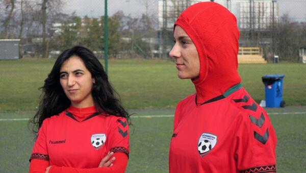 Un hijab pour le football - Sputnik France