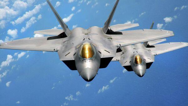 Des F-22 Raptor - Sputnik France