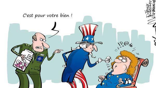 Des missiles américains Patriot en Suède - Sputnik France