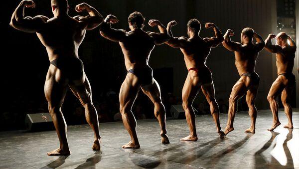 Des hommes, l'image d'illustration - Sputnik France
