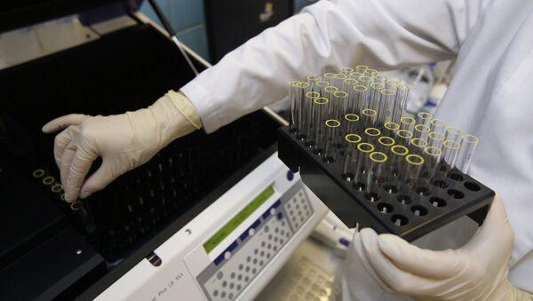Le meldonium: un médicament qualifié de dopage à l'initiative des USA - Sputnik France