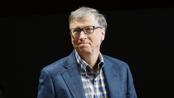 Le fondateur de Microsoft Bill Gates - Sputnik France