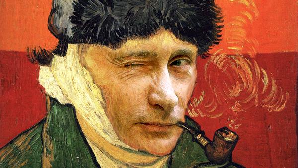 Vladimir Van Gogh - Sputnik France