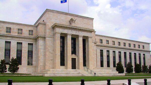 QG de la Réserve fédérale (FED) à Washington - Sputnik France