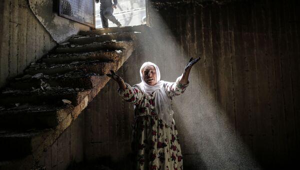 Irak: 19 femmes kurdes brûlées vives par Daech - Sputnik France