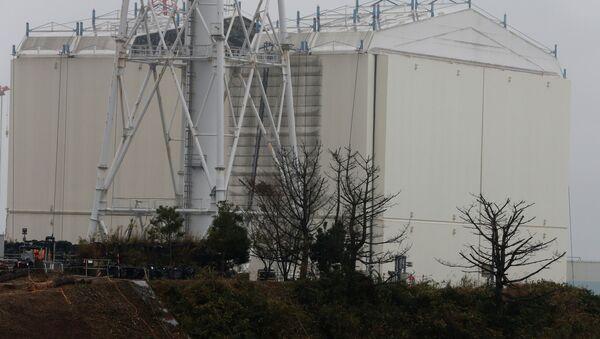 La centrale nucléaire de Fukushima - Sputnik France