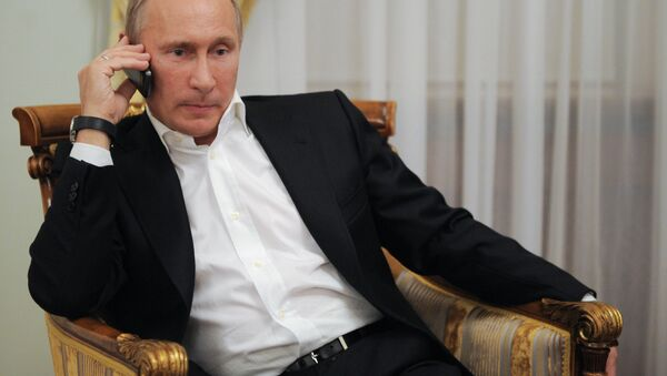 Pourquoi deviner Poutine est si difficile pour le renseignement US? - Sputnik France