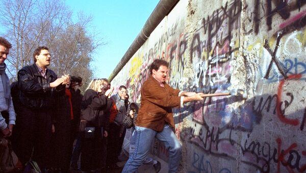 Mur de Berlin, novembre 1989 - Sputnik France