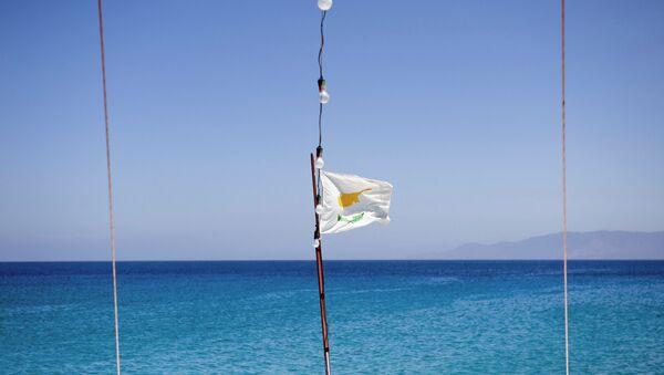 Le drapeau de Chypre - Sputnik France