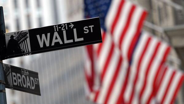 Wall Street - Sputnik France