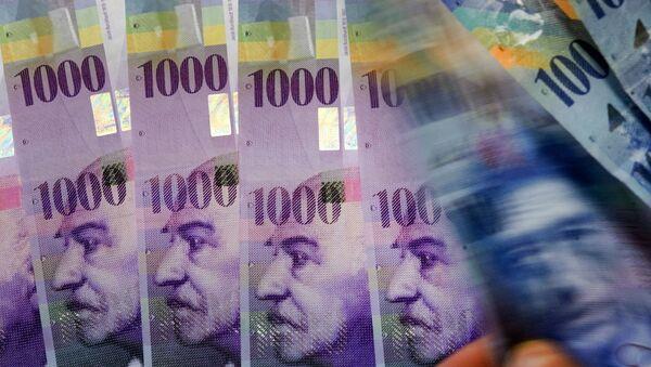 francs suisses - Sputnik France