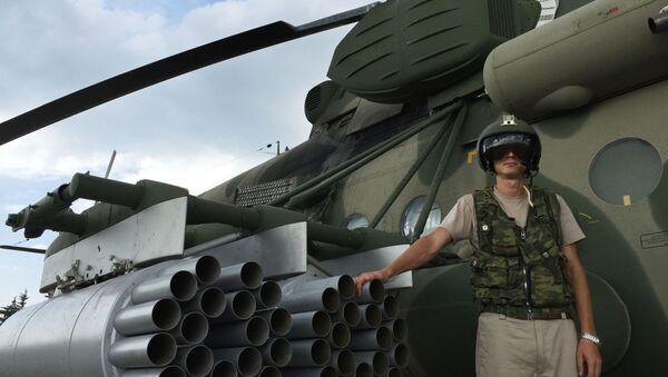 Un pilote russe à l'aéroport de Hmeimim - Sputnik France