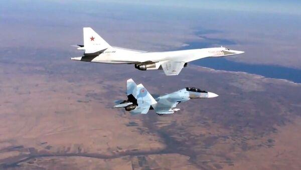Les opérations des forces aérospatiales russes en Syrie - Sputnik France