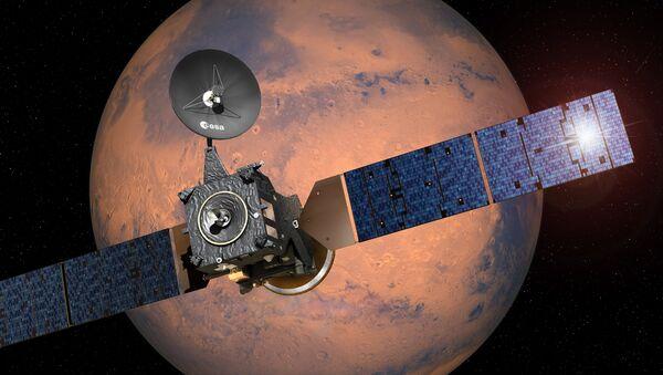 La sonde de la mission russo-européenne ExoMars - Sputnik France