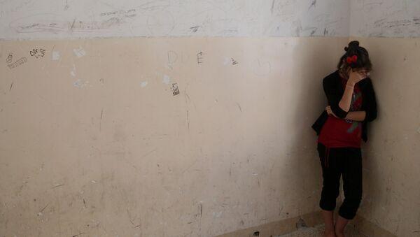 Les femmes yézidies capturées par Daech libérées par les forces armées irakiennes - Sputnik France