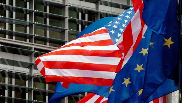 Ted Malloch représentant US auprès de l'UE? L'Europe voit rouge - Sputnik France