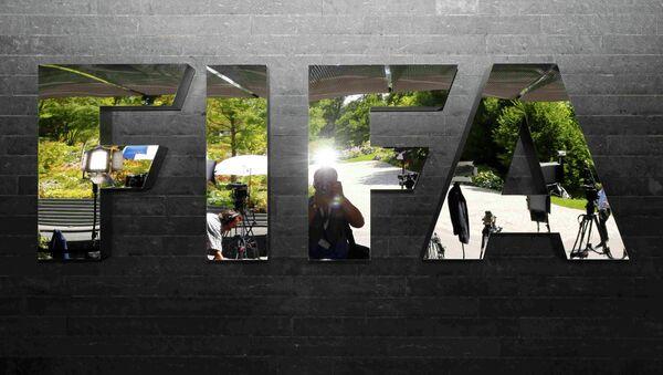 Le logo de la FIFA à Zurich - Sputnik France