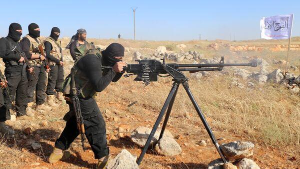Combattants anti-Assad - Sputnik France