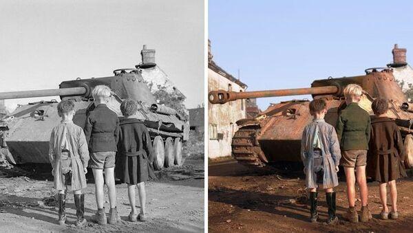 Les photos grâce auxquelles l'histoire prend vie - Sputnik France