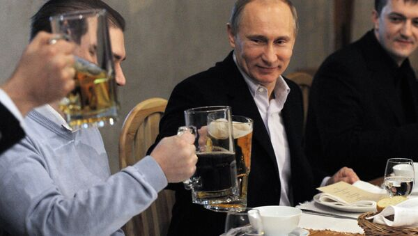 Les hommes politiques préfèrent la blonde - Sputnik France