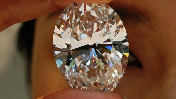 Un diamant - Sputnik France