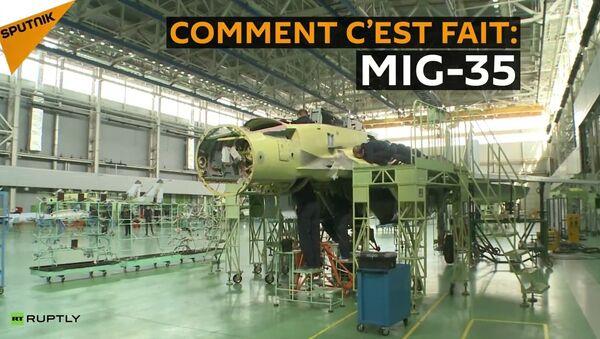 Mig-35 - Sputnik France