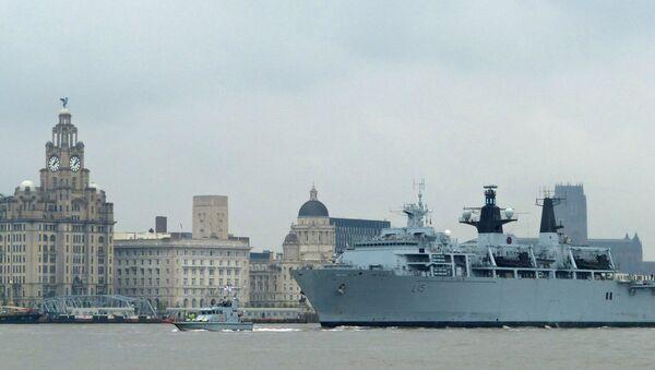 Des navires britanniques bientôt envoyés sur les côtes libyennes - Sputnik France