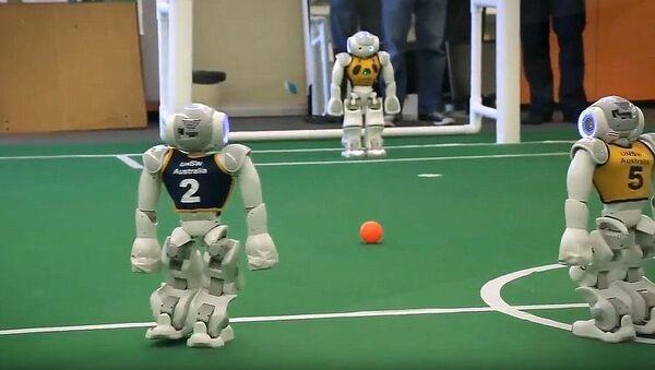 Bientôt des Jeux Olympiques pour les robots - Sputnik France