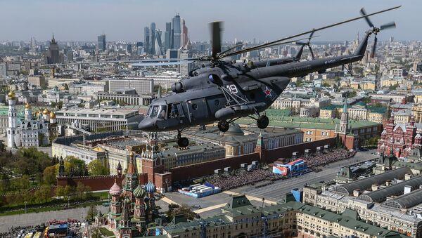 Hélicoptère polyvalent Mi-8 - Sputnik France