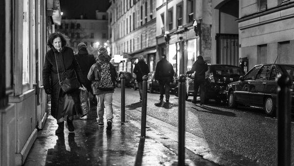 Rue de Paris - Sputnik France