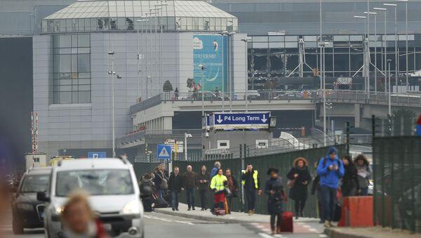 Attentats à Bruxelles: sécurité renforcée dans les aéroports européens - Sputnik France