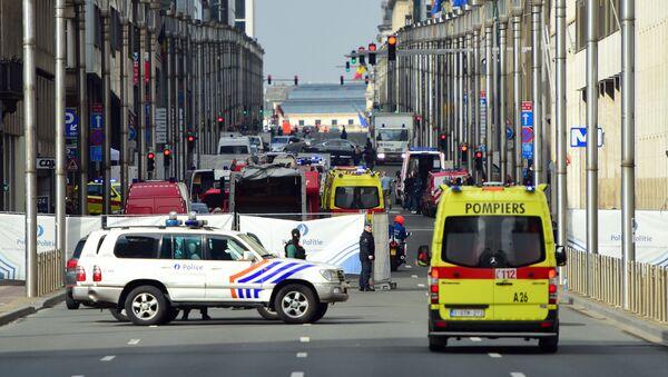 Charles Michel: la Belgique frappée par deux attentats aveugles, violents et lâches - Sputnik France