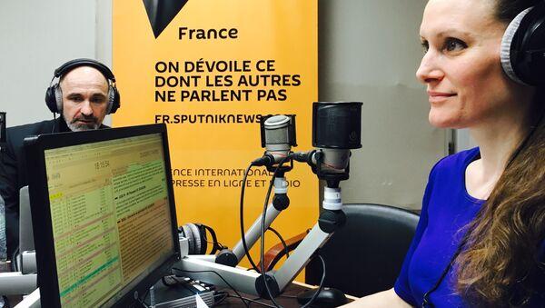 Rachel Marsden - Sputnik France