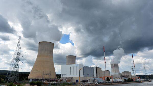 La centrale nucléaire de Tihange - Sputnik France
