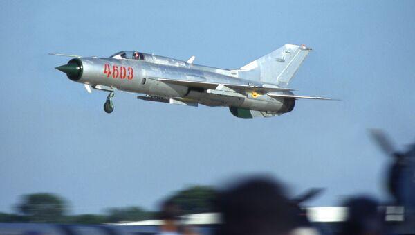 Un chasseur d'attaque au sol MiG-21 - Sputnik France