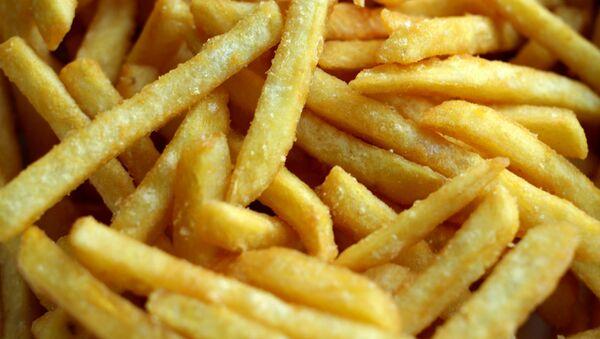 Les frites - Sputnik France