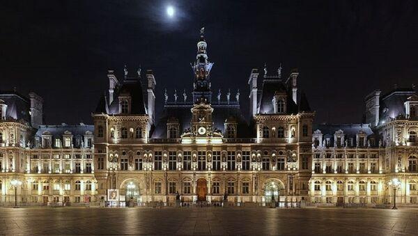 Hôtel de Ville de Paris - Sputnik France