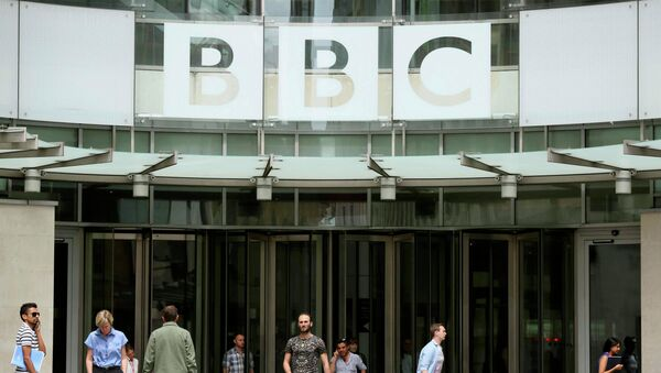 Broadcasting House, the headquarters of the BBC, in London Britain July 2, 2015 - Sputnik France