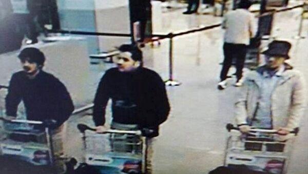 Les suspects des attentats de Bruxelles - Sputnik France
