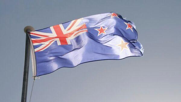 New Zealand Flag, Whangarei - Sputnik France
