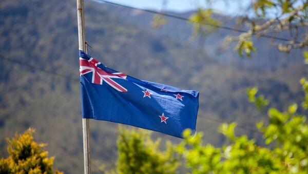 drapeau national de la Nouvelle-Zélande - Sputnik France