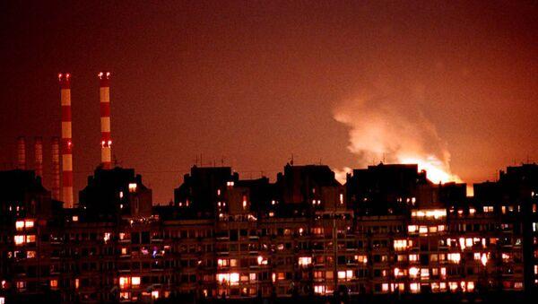 Les bombardements en ex-Yougoslavie - Sputnik France