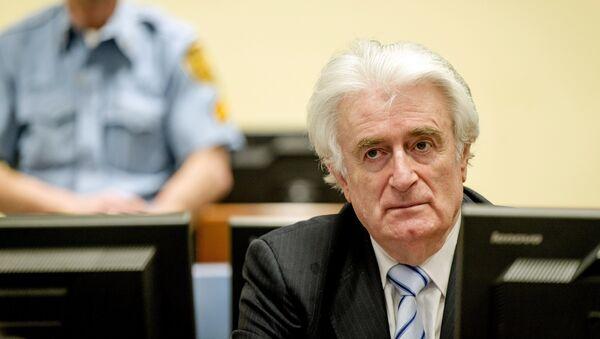 Radovan Karadzic au Tribunal pénal international pour l'ex-Yougoslavie - Sputnik France