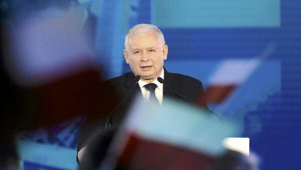 Poland's main opposition party Law and Justice's leader Kaczynski - Sputnik France