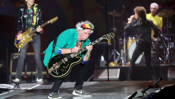 Les Rolling Stones - Sputnik France