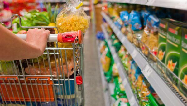 Покупка продуктов питания - Sputnik France