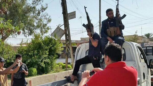 Des djihadistes en Irak - Sputnik France