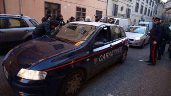 Autoblù di carabinieri - Sputnik France